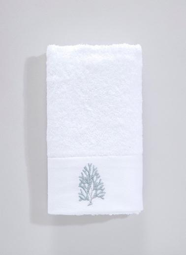 Chakra Corra Havlu 50*90 Beyaz - 50X90 Beyaz